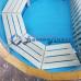 Купель круглая с подогревом Диаметр 1,8м